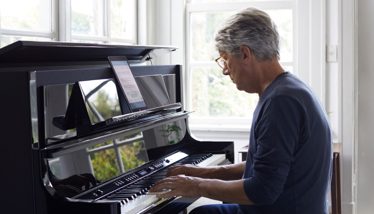 Roland Piano Every Day, oltre 70.000 partiture in una sola app