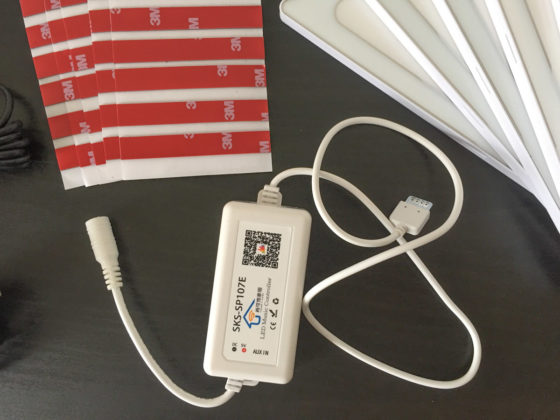 Recensione SKS-SP107E, la lampada camaleontica