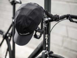 Park & Diamond, il casco per ciclisti diventa bello e pieghevole