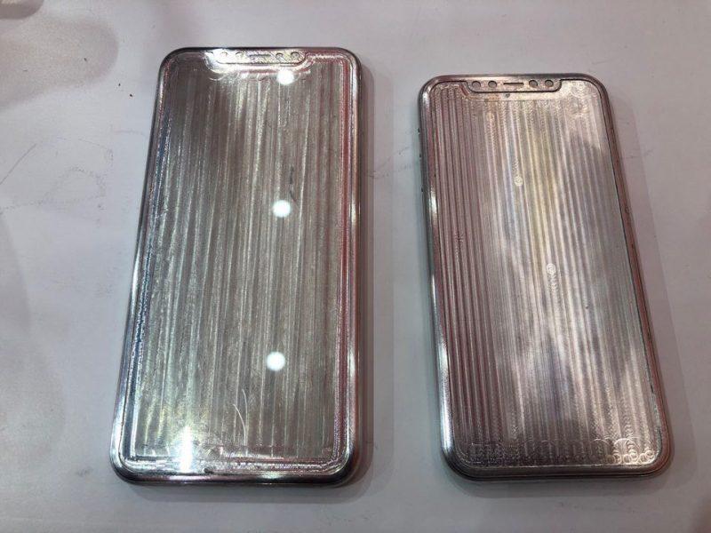 iPhone 2019: i presunti stampi di iPhone XI e XI Max mostrano la camera tripla