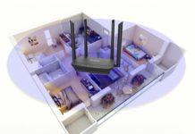 Smart Router wireless EDUP R102, 300 Mbps di potenza e supporto 4G