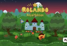 Disponibile Rolando: Royale Edition, il re dei platform rotolanti