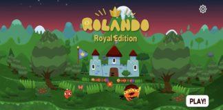 Disponibile Rolando: Royale Edition, il re dei platform rotolanti