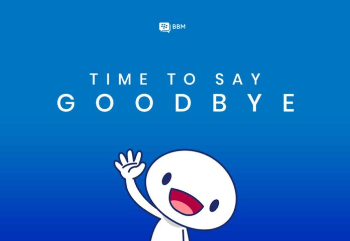 Addio BBM