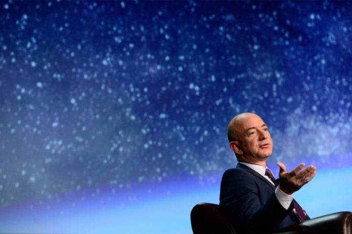 Amazon vuole mettere in orbita 3.000 satelliti per Internet ovunque
