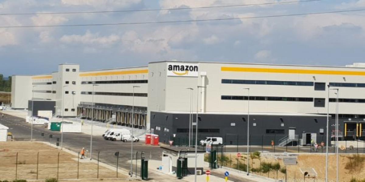 Amazon cerca personale per il nuovo centro di distribuzione di Torrazza Piemonte