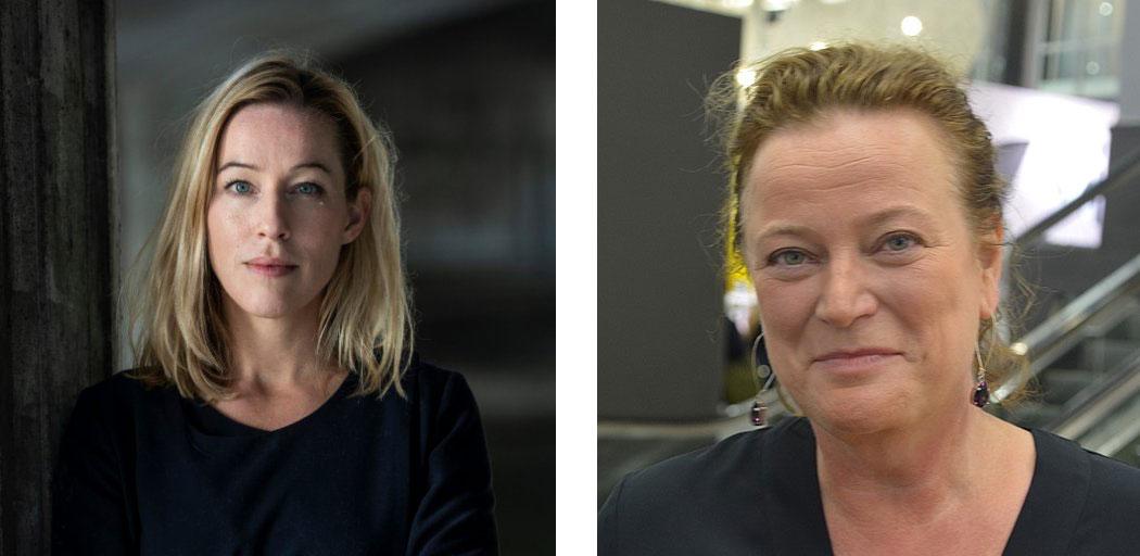 Anna Careborg e Lena K. Samuelsson