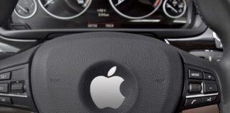 Apple automobile Lidar