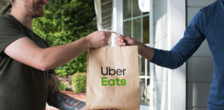 Con Apple Pay si paga il cibo a domicilio Uber Eats anche in Italia