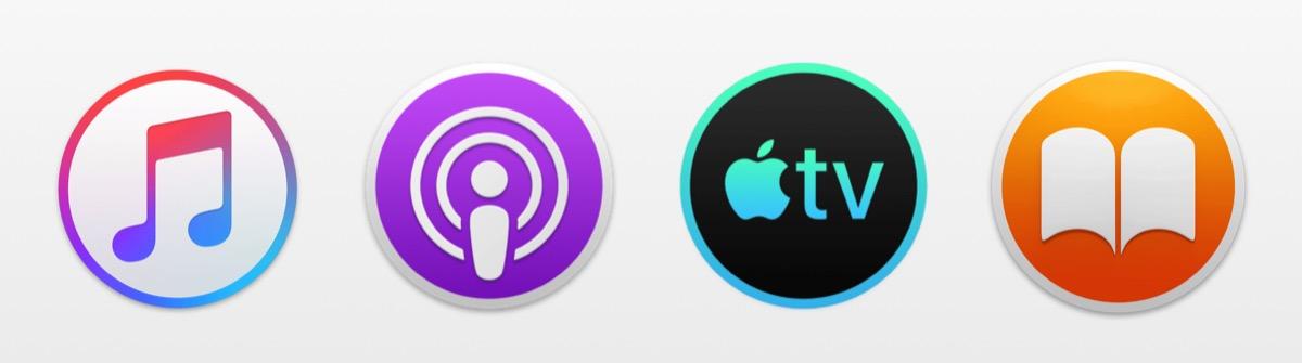 Su macOS stanno per arrivare tre nuove app: Musica, Podcast e TV