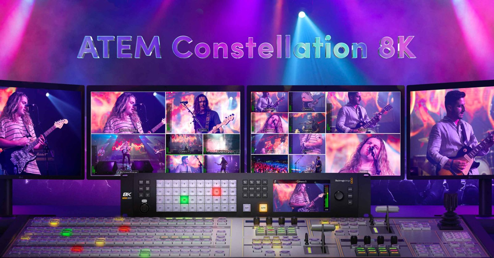 ATEM Constellation 8K