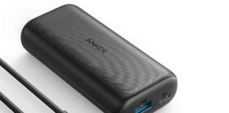 Recensione AnkerPowerCore 10000, la batteria a ricarica ultra-rapida