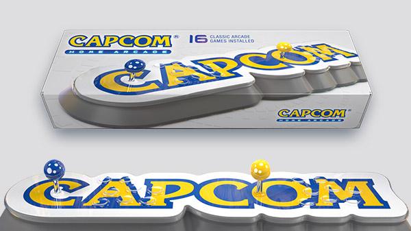 Capcom Arcade è la nuova console per gli amanti della vecchia scuola