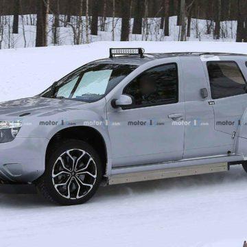 La Dacia Duster elettrica potrebbe arrivare il prossimo anno
