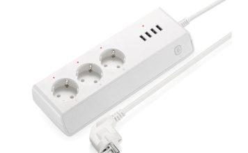 Bilikay, la ciabatta elettrica con WiFi e Alexa
