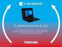 Toshiba diventa Dynabook
