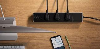 Arriva in Italia Eve Energy Strip: la multipresa Homekit Wi-Fi da mettere in bella mostra