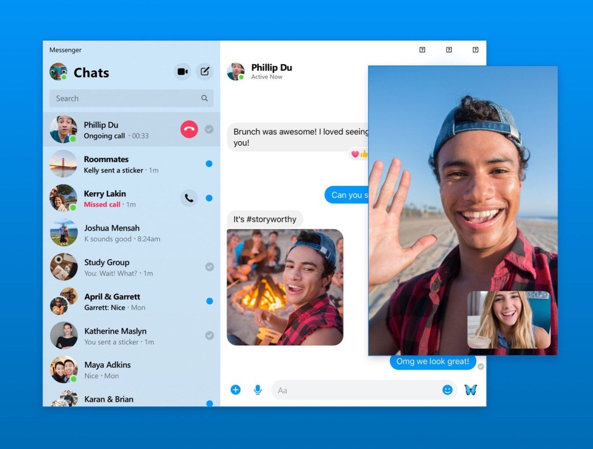 Facebook Messenger in arrivo come app per Mac e Windows