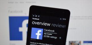 Le app di Facebook per Windows Phone saranno eliminate il 30 aprile