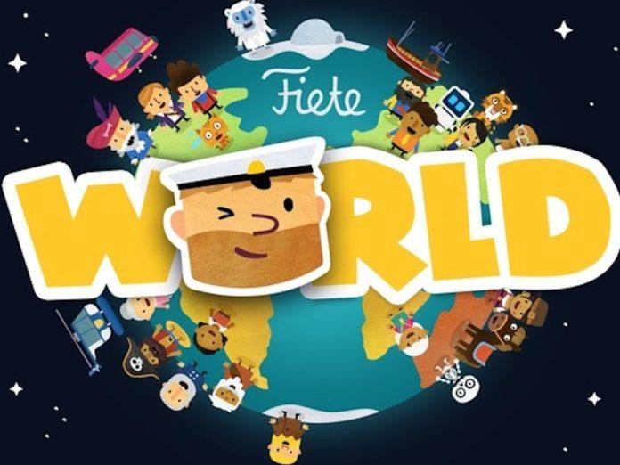 Fiete World, le avventure del marinaio giramondo gratis fino al 7 aprile sullo Store