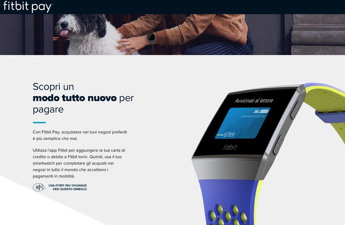 Nexi abilita Fitbit Pay per i clienti di 100 banche italiane