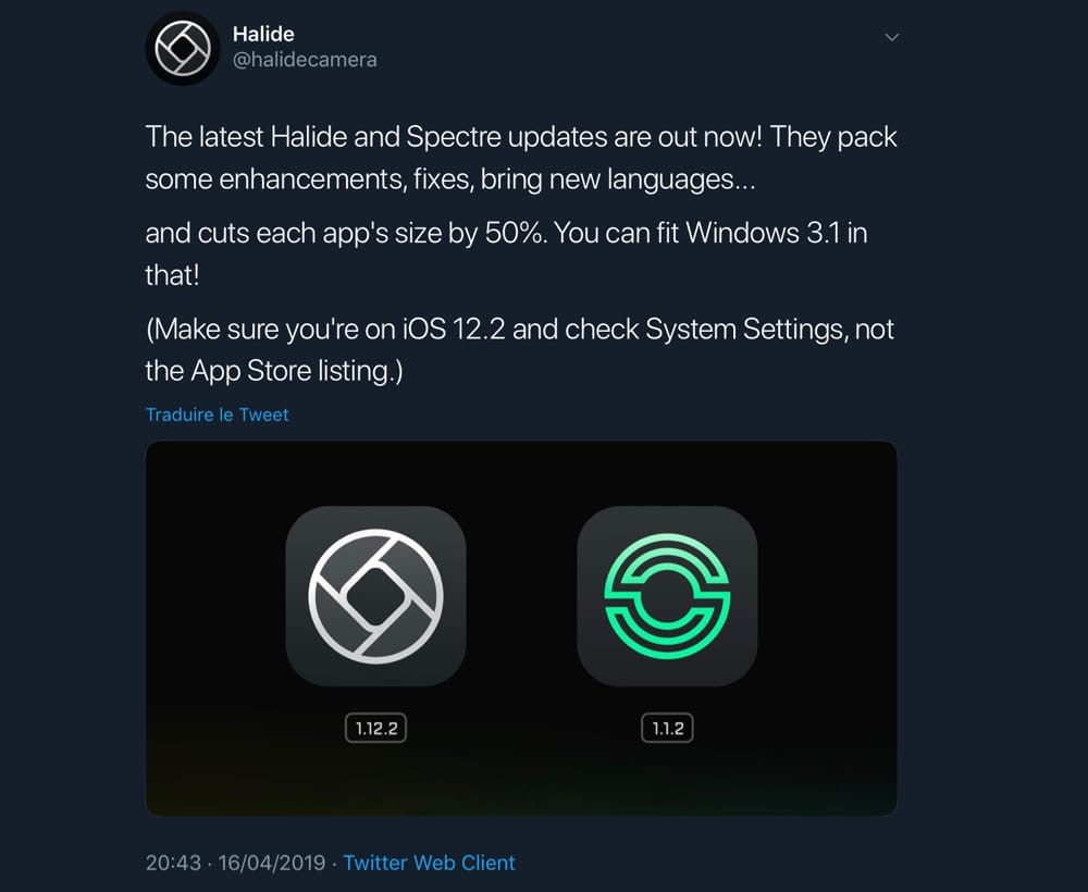 App di HAlide