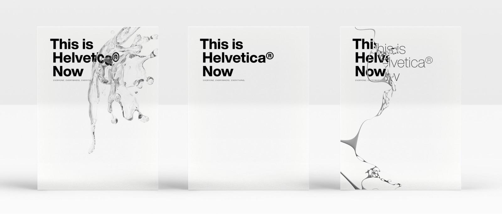 Perché la nuova Helvetica Now è una rivoluzione molto più grande di quanto sembra