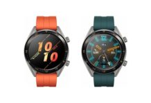 Disponibili in Italia Huawei Watch GT Active ed Elegant