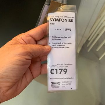 ikea sonos symfonisk 5