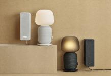 Luce e suono con il design IKEA e Sonos per l'audio multi-room