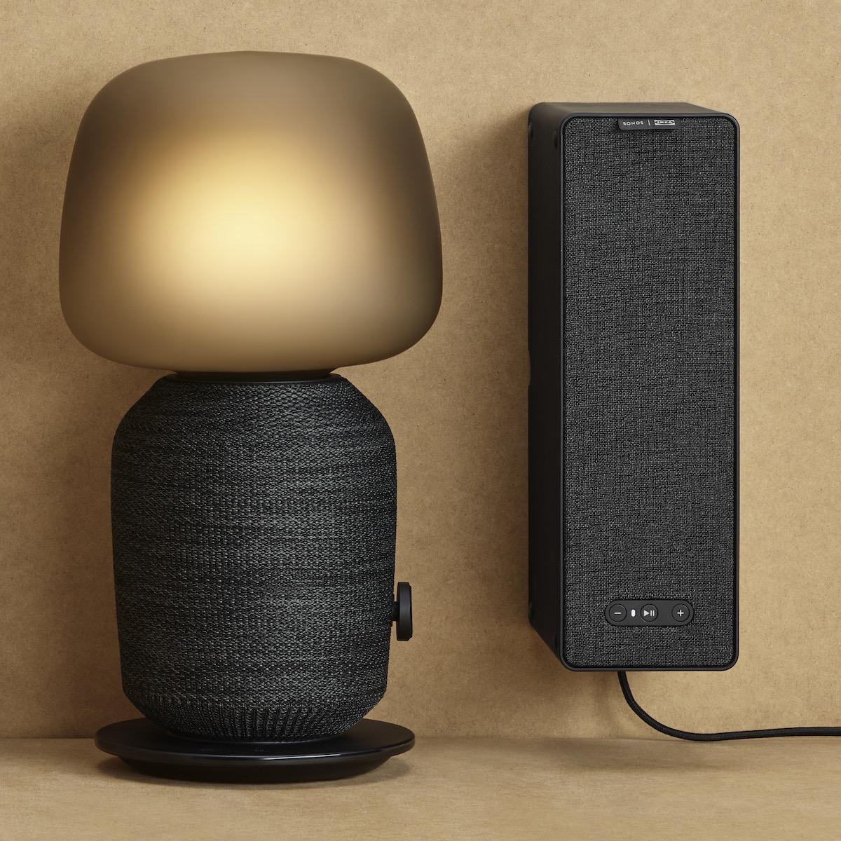 Supporto Tv Da Tavolo Ikea.Luce E Suono Con Il Design Ikea E Sonos Per L Audio Multi Room Con