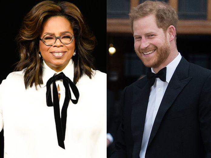 Il principe Harry e Oprah insieme al lavoro su documentari per Apple TV+