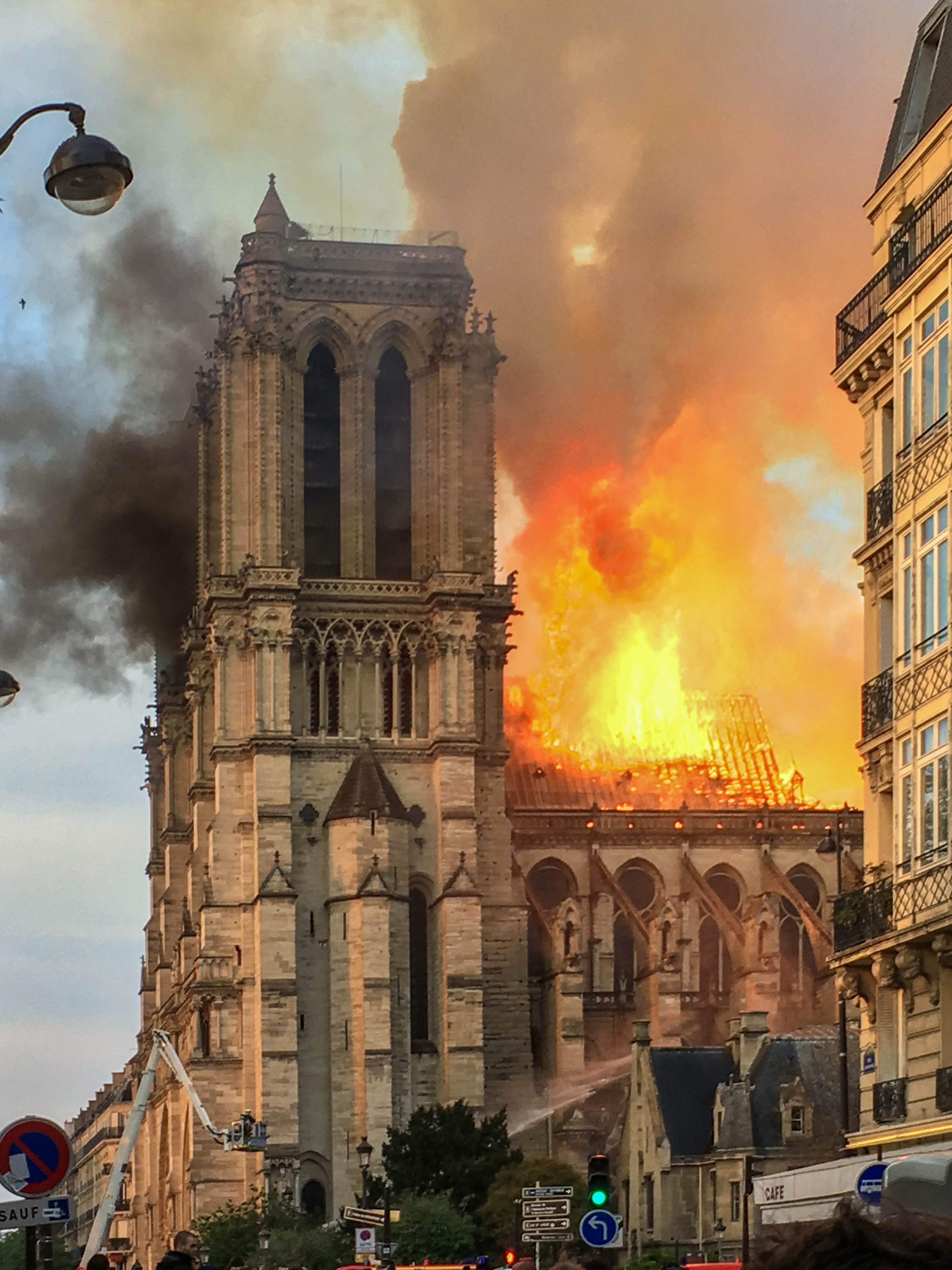 Ricostruzione di Notre-Dame, Apple sta raccogliendo le offerte dei dipendenti