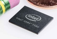 Il chip-modem LTE Intel XMM 7560