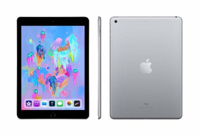 Su Amazon l'iPad 2018 lo comprate in sconto: 299 euro