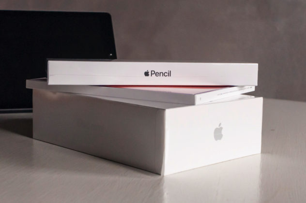 La confezione del nuovo iPad mini 2019