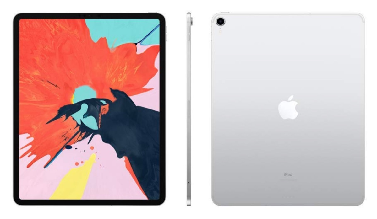 iPad Pro 12.9'' 2018 da 512 GB in sconto del 20% su Amazon