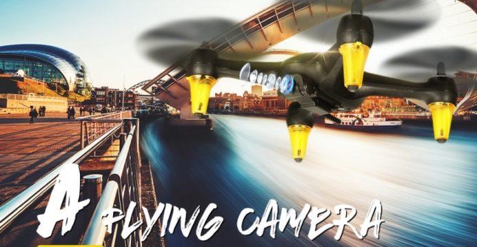 JRC X3P, in offerta il drone brushless con camera 1080P regolabile e motori brushless