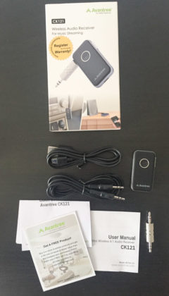 Recensione ricevitori Bluetooth Avantree, tre modelli a confronto