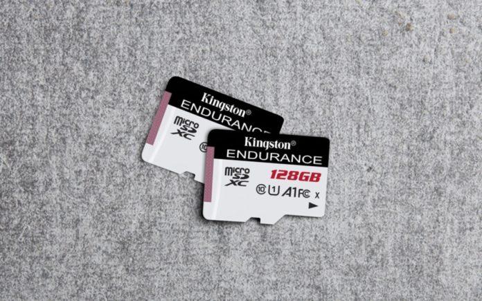 High Endurance, la microSD di Kingston su misura della domotica