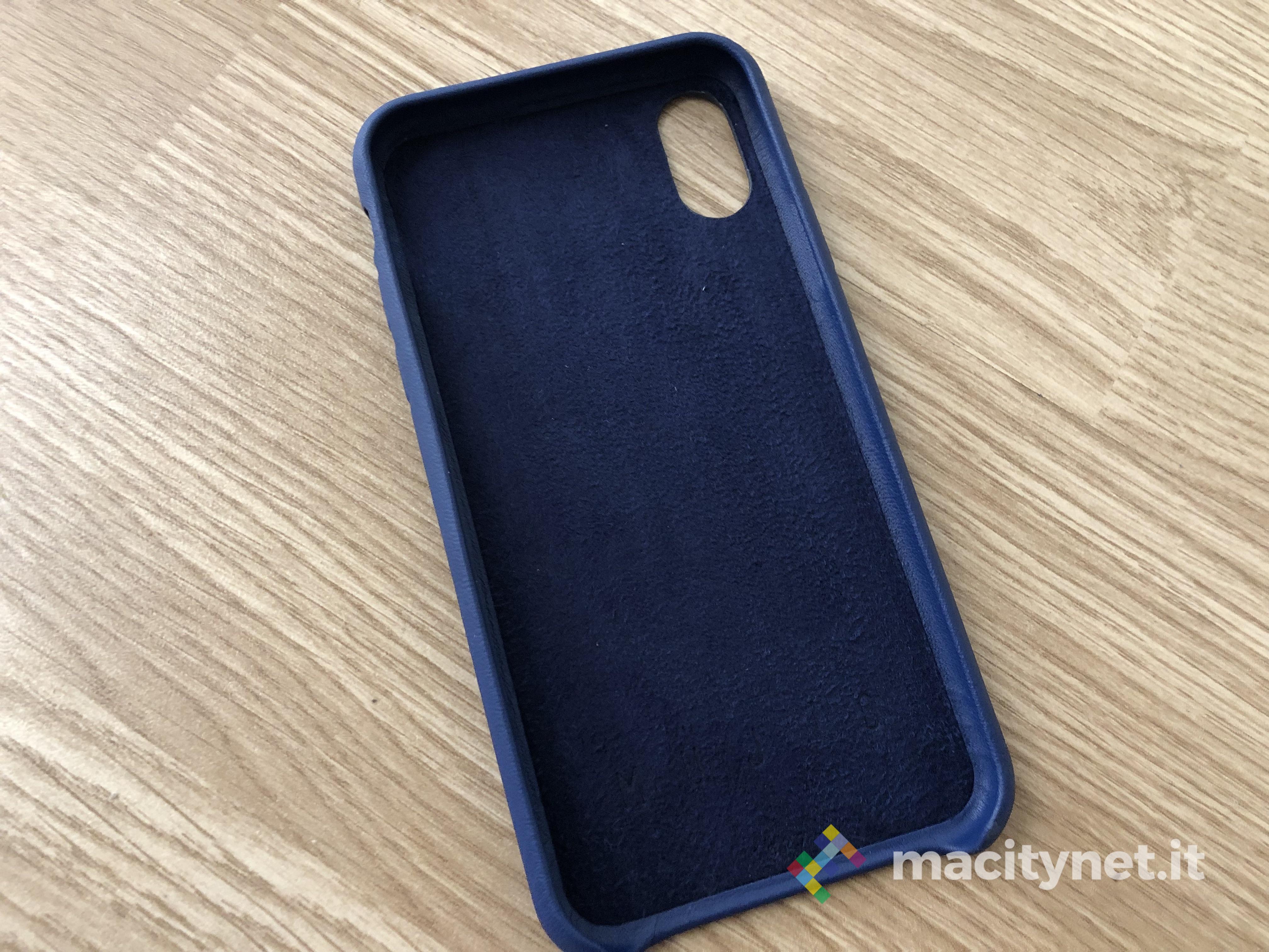 Recensione Leather Case Mujjo per iPhone XS