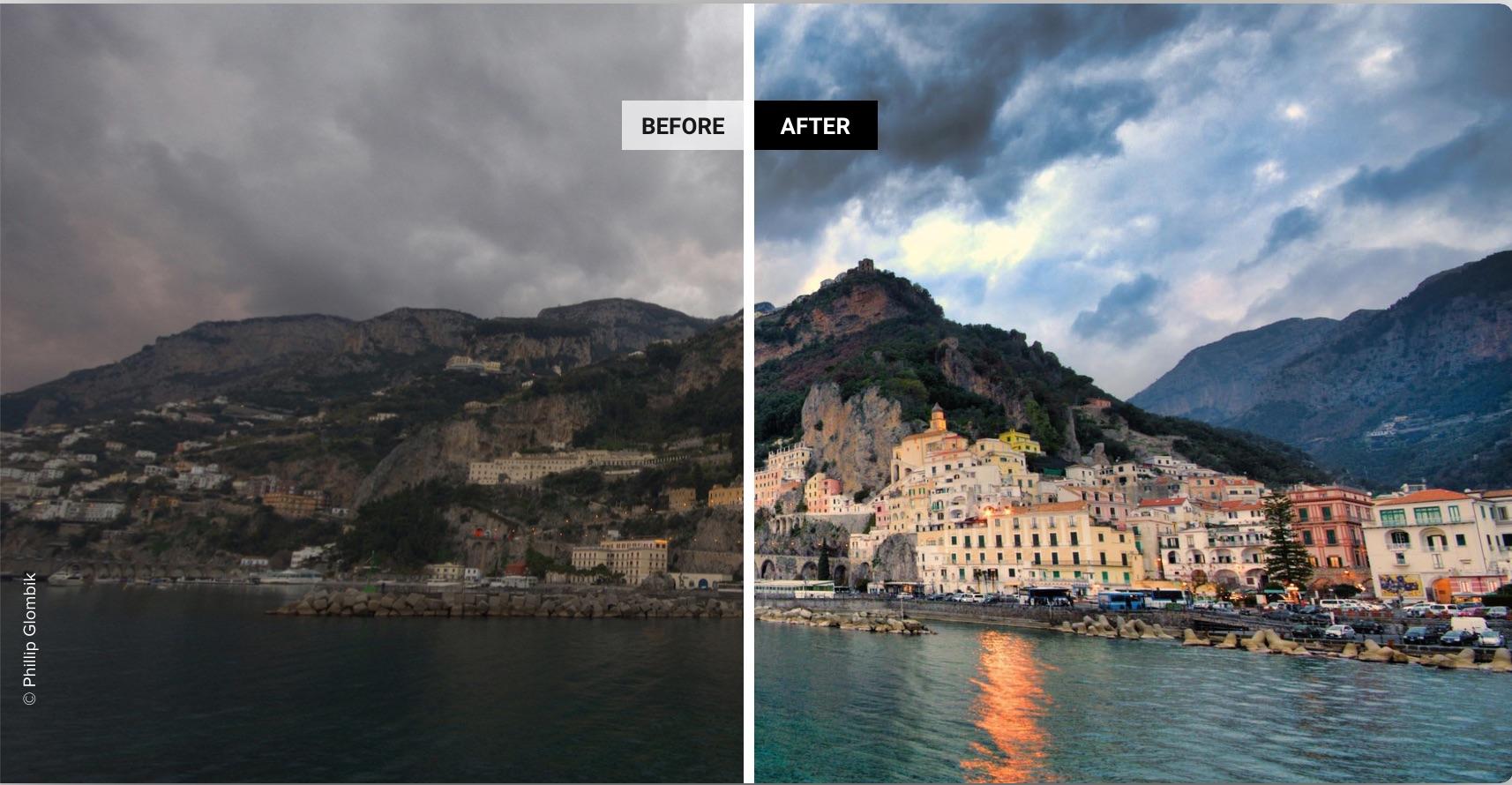 """Risparmiate su Luminar Flex per ritoccare e migliorare le vostro foto come dei """"pro"""""""