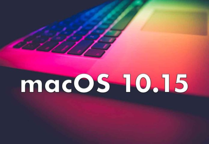 macOS 10.15, tutto quello che sappiamo finora
