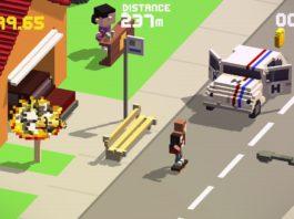 The Videokid, la magia degli anni 80 in un gioco di skate per iOS