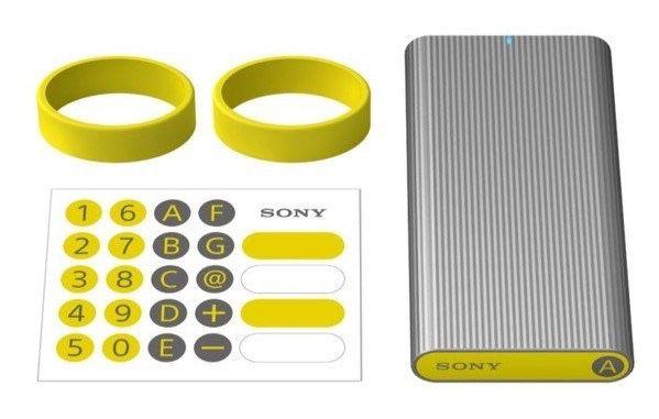 Nuove unità SSD esterne e resistenti da Sony