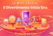 Mi Fan Festival: sconti da non perdere su tutti i prodotti Xiaomi
