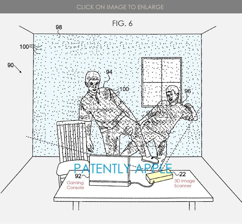Apple brevetta il motore di scansione profondità, erede di Face ID e TrueDepth