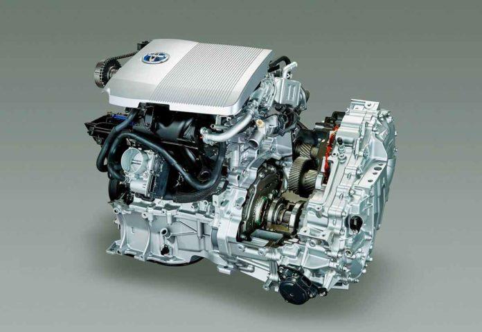 Power Contro Unit di Toyota