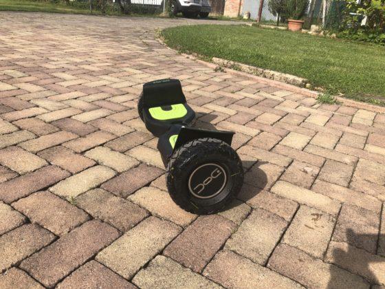 Nilox DOC Hoverboard Off Road, Indiana Jones su due ruote