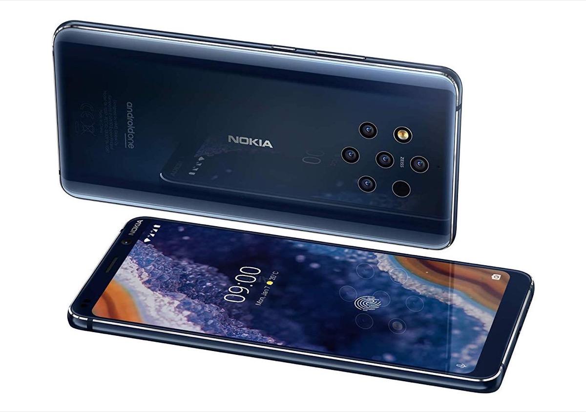 Nokia 9 PureView, lo smartphone con 5 fotocamere posteriori arriva in Italia